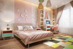 Дизайн проект детской . - Галерея 3ddd.ru