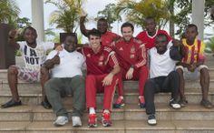 Juan Mata & Javi Martinez @ South Africa