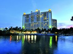 The lovely Ritz-Carlton in Sarasota.  A great place to stay