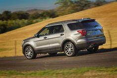 blogmotorzone: Ford Explorer XLT Sport Appearance Package   en http://blogmotorzone.blogspot.com.es/