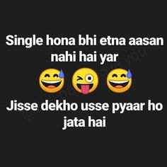 Friendship Quotes In Hindi, Funny Quotes In Hindi, Funny Attitude Quotes, Comedy Quotes, Jokes Quotes, Best Quotes, Hindi Funny Jokes, Memes, Crazy Girl Quotes