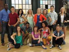 the next step family channel I'm I love with this show, I am a total Stephanie
