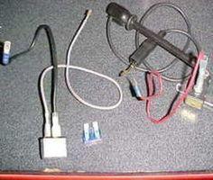 Electrical short finder for cars