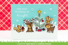 the Lawn Fawn blog: Lawn Fawn & Scrapbook Adhesives Week, Day One