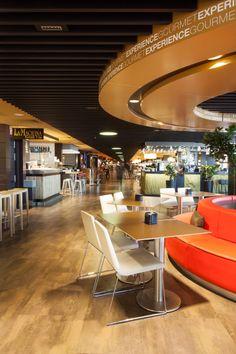 Club Gourmet Experience - El Corte Inglés - in Madrid, Spain. Architectural…