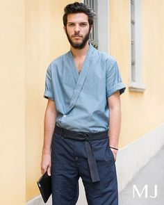 New #MFW #StreetStyle series online  See more on #MonsieurJerome  Link in bio