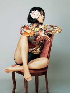 Bat for Lashes's Feet << wikiFeet