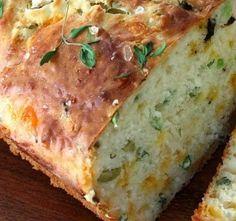 Alaçatı Otlu Ekmek Tarifi