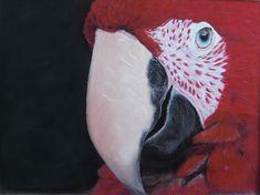 Dessin au pastel sec Parrot, Bird, Animals, Pastel Drawing, Parrot Bird, Animales, Animaux, Parrots, Animais