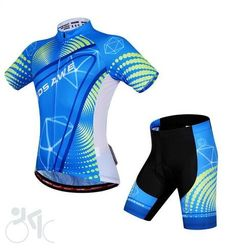 2016 Short Sleeve Mens Wosawe Cycling Jersey Summer Bicicleta Bike Racing Clothing Wears Short Sleeve Ciclismo Jacket Shorts suit XL *** Read more  at the image link.Note:It is affiliate link to Amazon.