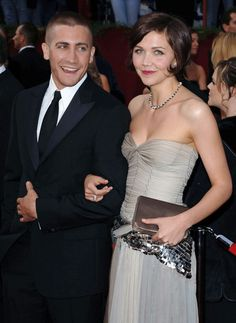 For some reason we always seem to forget that Jake  and Maggie Gyllenhaal