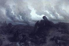 colin-vian: Gustave Dore - The Enigma (1871)