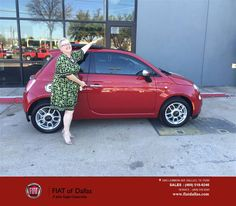 https://flic.kr/p/EByFYA | Fiat of Dallas Customer Review | Donald was very helpful and provided excellent service. He was very knowledgeable and made certain I understood the warranties and rebates available to me.  Jill, deliverymaxx.com/DealerReviews.aspx?DealerCode=F741&R...