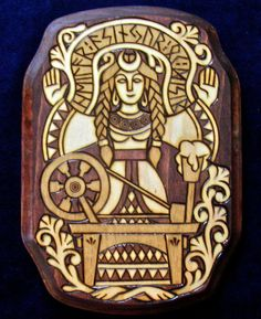 Frigg's Blot http://nordicwiccan.blogspot.com/2014/04/friggs-day.html