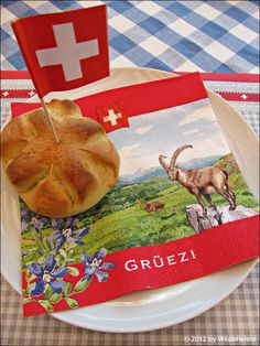 Happy Swiss National Day    August 1st