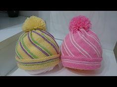 Şapka yapımı - Şapka Bere Detaylı Anlatım - Örgü Modelleri - YouTube