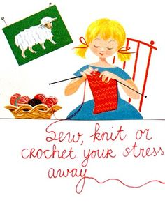 ingthings: Crochet keeps me calm....