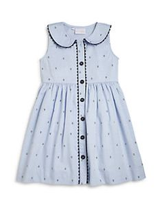 Outique Kids Dress Summer Toddler Kids Baby Girl Strapless Plant Printed Dress Outfits Printed Dresses for Girls