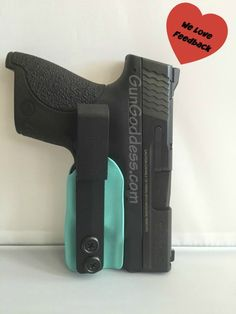 """""""I LOVE this holster. I'm pretty small, and I have both a Ruger LC9 and LCP. Till I found this holster, the only gun I could actually conceal was my little 380. Finally I've found a holster to conceal my 9mm! The quality is great and I feel confident that my gun will stay safe and concealed with no added bulk. I plan on buying one for my LCP as well at some point."""" ~ Sarah  Trigger Guard Inside-the-Waistband Carry - Customize It…"""