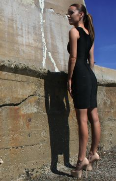 HOUSE OF LYX - NERO dress available at HOUSEOFLYX.COM $160 (AUD). Follow us on Instagram, Twitter and Pinterest (@House of Lyx)! #fashion #womensfashion #outfit #houseoflyx #dress #bandagedress #cocktaildress #pretty #model #beauty #hair #clothing #onlineshopping #style #stylish #olivipalermo #kimkardashian #vogue #shoponline #australia #freeshipping #worldwidedelivery #follow