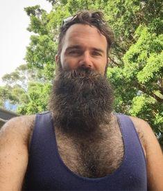 Well Groomed Beard, Beard Art, Great Beards, Beard Styles For Men, Long Beards, Epic Beard, Bear Men, Beard Tattoo, Hairy Men