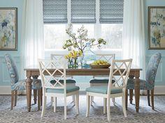 """Bassett Furniture - 42"""" Custom Rectangular Dining Table"""