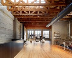 INTERSTICE Architects · Noel Barnhurst Photography Studios · Divisare