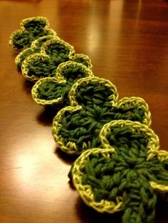St Patricks crochet Patterns | Crochet St Patricks Day