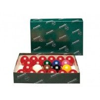 Aramith Snooker Balls Set 2 1/16 Find even more pool table and accessories at http://www.thailandpooltables.com/