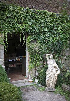 Françoise's Cottage   Flickr - Photo Sharing!