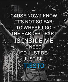just be - tiesto