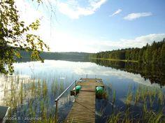 A place by the lake / Järvenranta