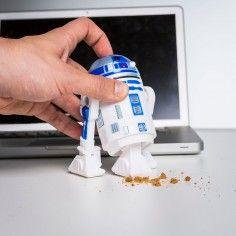 R2D2 Cleaner - aspirapolvere da scrivania