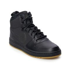 367cc4ff0b4 Nike Ebernon Mid Winter Men s Water Resistant Sneakers