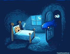 funny and scary ghost bed