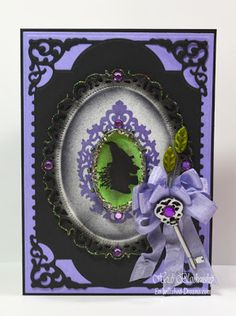 Embellished Dreams: JustRite Papercraft New Release - Booti-ful Cameos