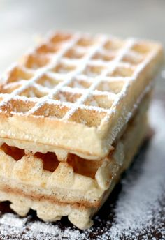 brusselse wafels by photo-copy, via Flickr
