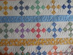 Quilt of the week is Mary Ellen's 30s Nine Patch  Annnnnnnd thhe random number generator chose Janet Smith to win the Modern Holiday book. Janet please email me - threadtales@comcast.net with...