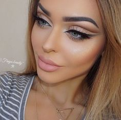 Gorgeous Makeup: Tips and Tricks With Eye Makeup and Eyeshadow – Makeup Design Ideas Eye Makeup Tips, Smokey Eye Makeup, Makeup Hacks, Makeup Goals, Makeup Inspo, Makeup Inspiration, Beauty Makeup, Face Makeup, Makeup Ideas