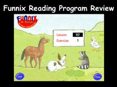 "Funnix Reading Program Review by Heidi ""has worked well to help us build a solid reading foundation."""