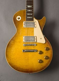 Gibson Les Paul Standard 1958 Serial:8 6787