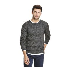 Joe Fresh - Men's Knit Sweater Dark Grey. Size XS.