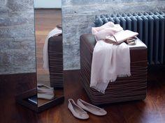 Gillmore Space Gerrit Cheval Mirror with Walnut Base - Elegant and versatile Cheval Mirror, Laundry Basket, Mirrors, Wicker, Base, Organization, Elegant, Home Decor, Getting Organized