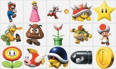 mario brother   Principales protagonistas Super Mario Bros   BlogDelGamer.com ...