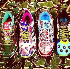 Mary Katrantzou via Instagram - Mary Katrantzou for Adidas Originals