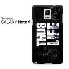Thug Life Samsung Galaxy Note 4 Case