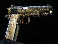 Limited Custom Made Pistol