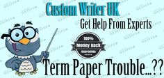 Place your order now & Get discount. If you need an urgent help with the best term paper writing services. We offer term paper for sale by exceptional term paper writer. Writers Help, Paper Writer, Paper Writing Service, Myself Essay, Custom Writing, Term Paper, Academic Writing, Writing Services, Thesis