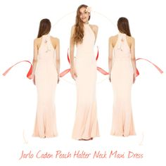 """"""";Look Perfect In Peach"""" by designerdesirables on Polyvore"""