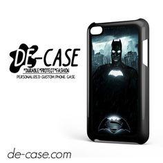 Superman Vs Batman 2 For Ipod 4 Ipod Touch 4 Case Phone Case Gift Present YO